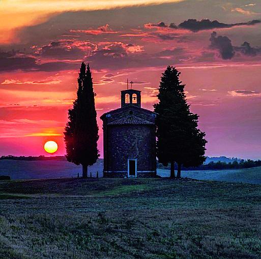 Premio a Andrea Magnani, fotografo amatoriale di Longiano
