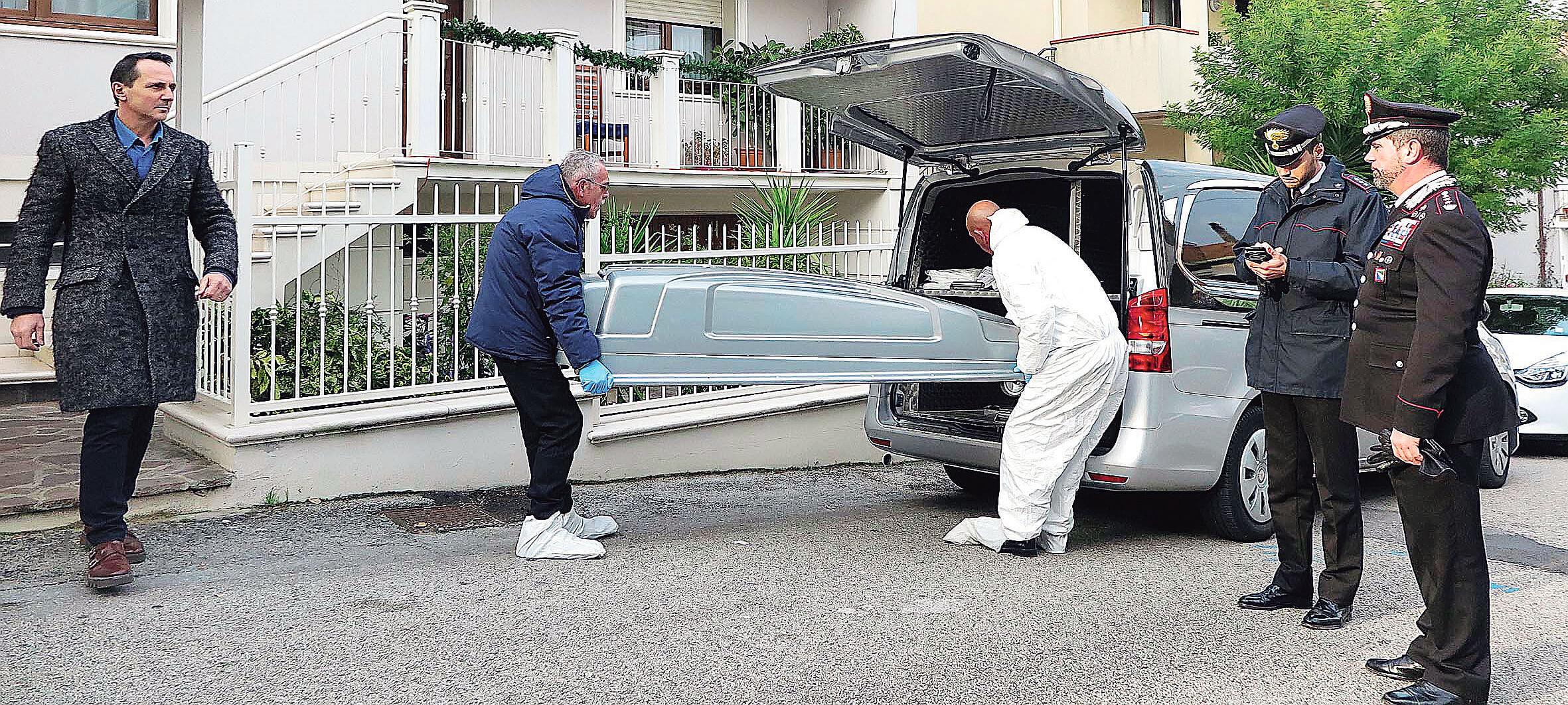 Oggi a Riccione i funerali della nonna uccisa. La lettera della figlia