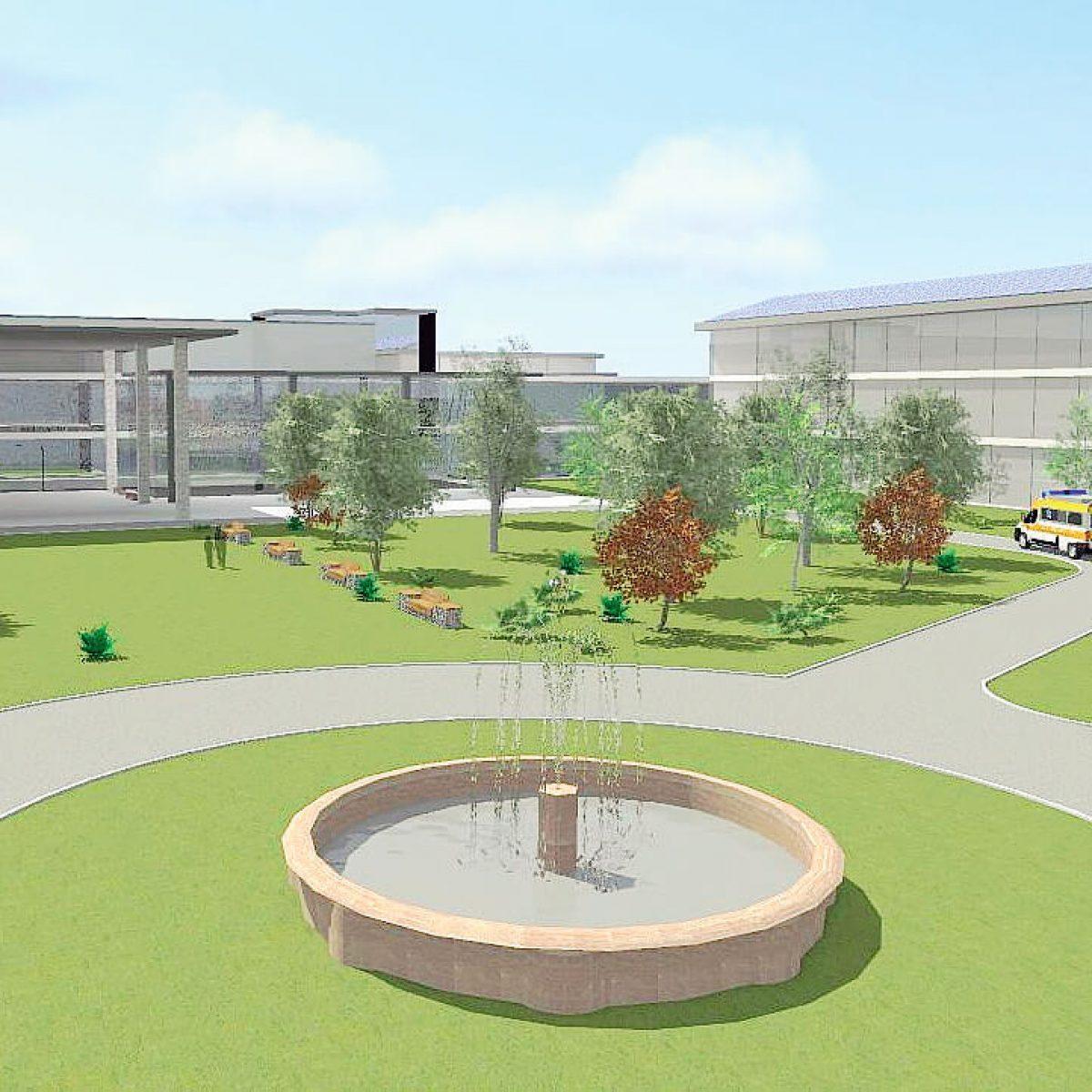 Nuovo ospedale di Cesena: aggiudicata progettazione da 14 milioni