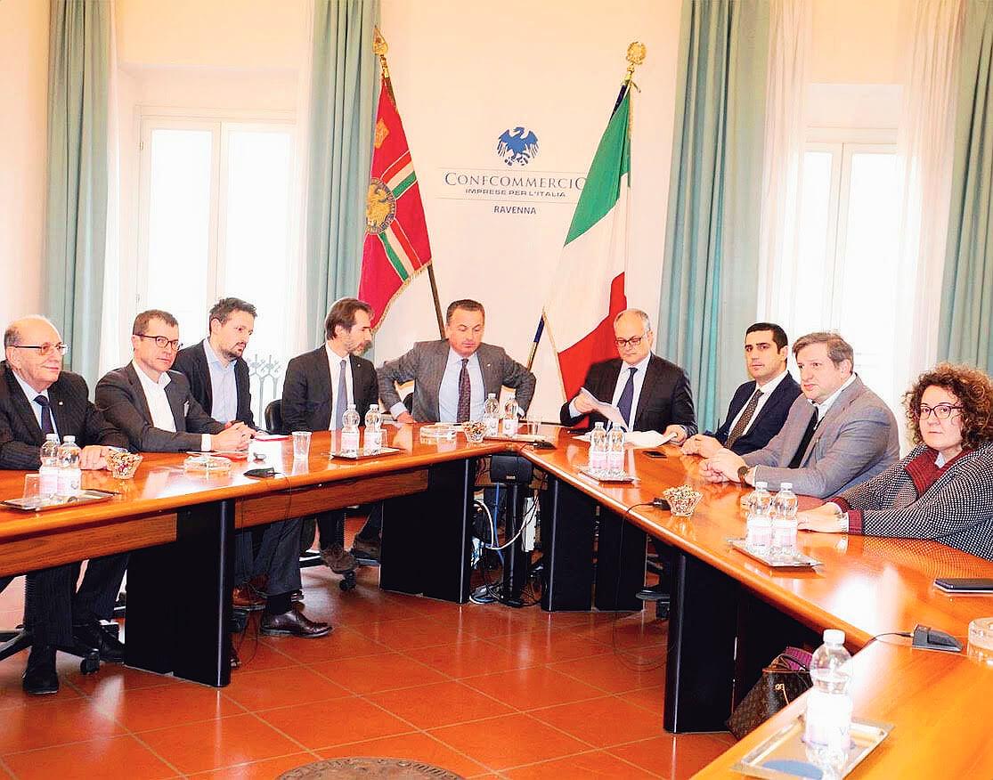 Ravenna, ministro Gualtieri riapre le speranze sulle estrazioni di gas