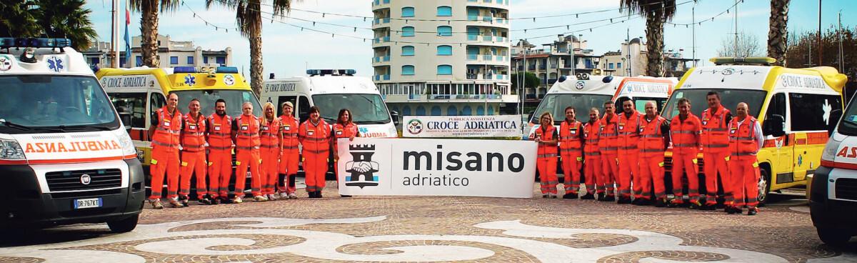 Croce Adriatica, corsi sold-out. Ai giovani piace diventare soccorritore