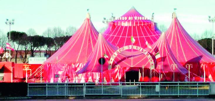 Circo di Vienna a Forlì, rubato l'incasso del fine settimana