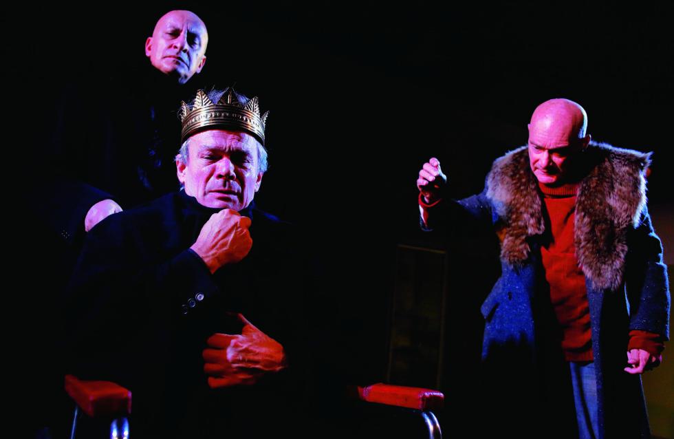 """Al Galli il """"Riccardo III"""" di Shakespeare con Vetrano e Randisi: l'intervista"""