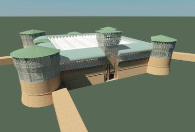 8 milioni per la nuova Rocca di Ravenna, arena dal tetto apribile per 1.500 spettatori