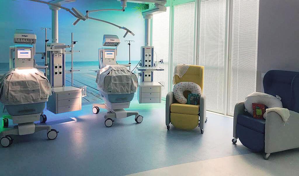 Tre nuovi reparti all'ospedale di Rimini  per undici milioni di euro