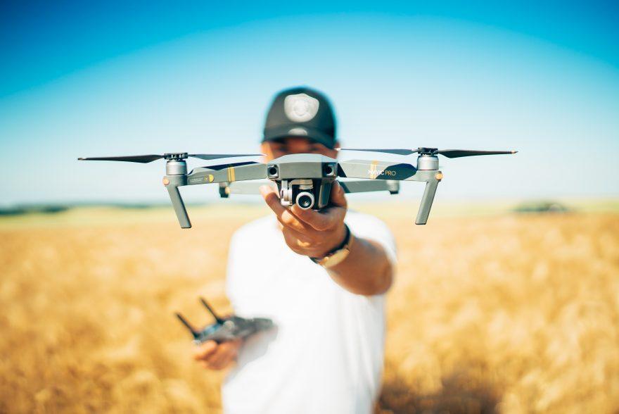 Ingaggiato pilota di droni per fotografare Cesena dall'alto