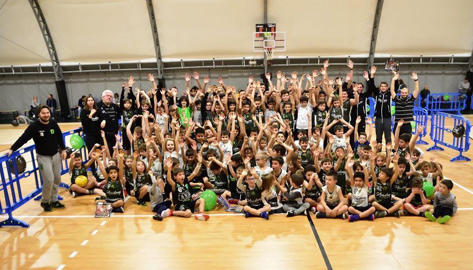 Basket, dal 2 gennaio i canestri giovani di Faenza