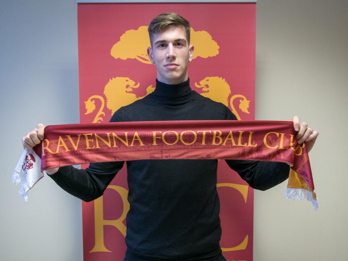 Calcio C, il Ravenna si rinforza con l'acquisto del difensore Cauz