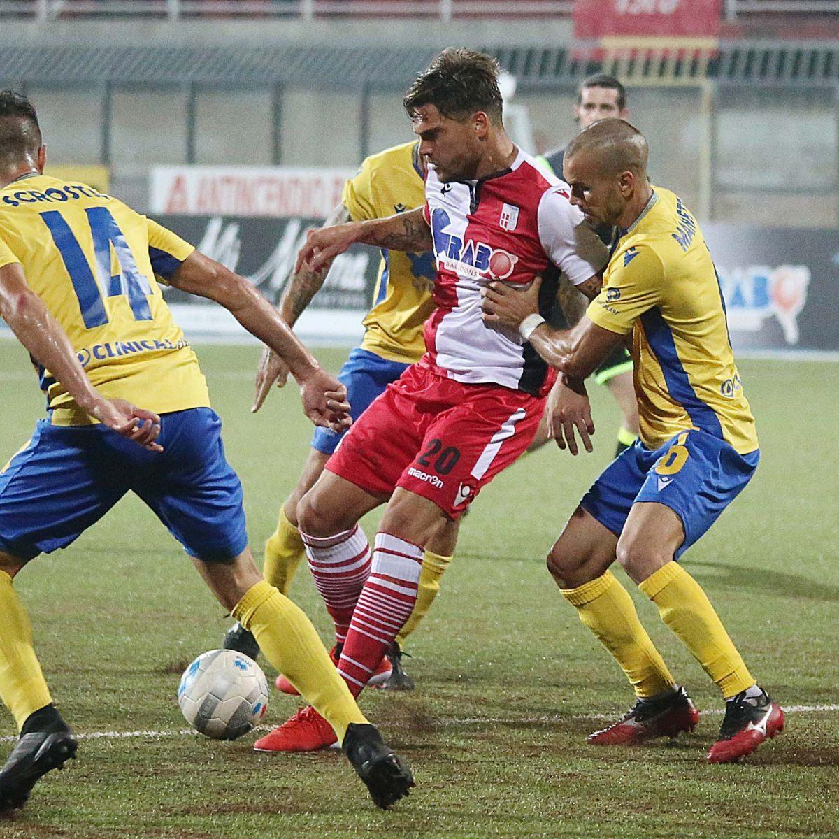 Calcio, Rimini: 5 gol nel test con la Berretti