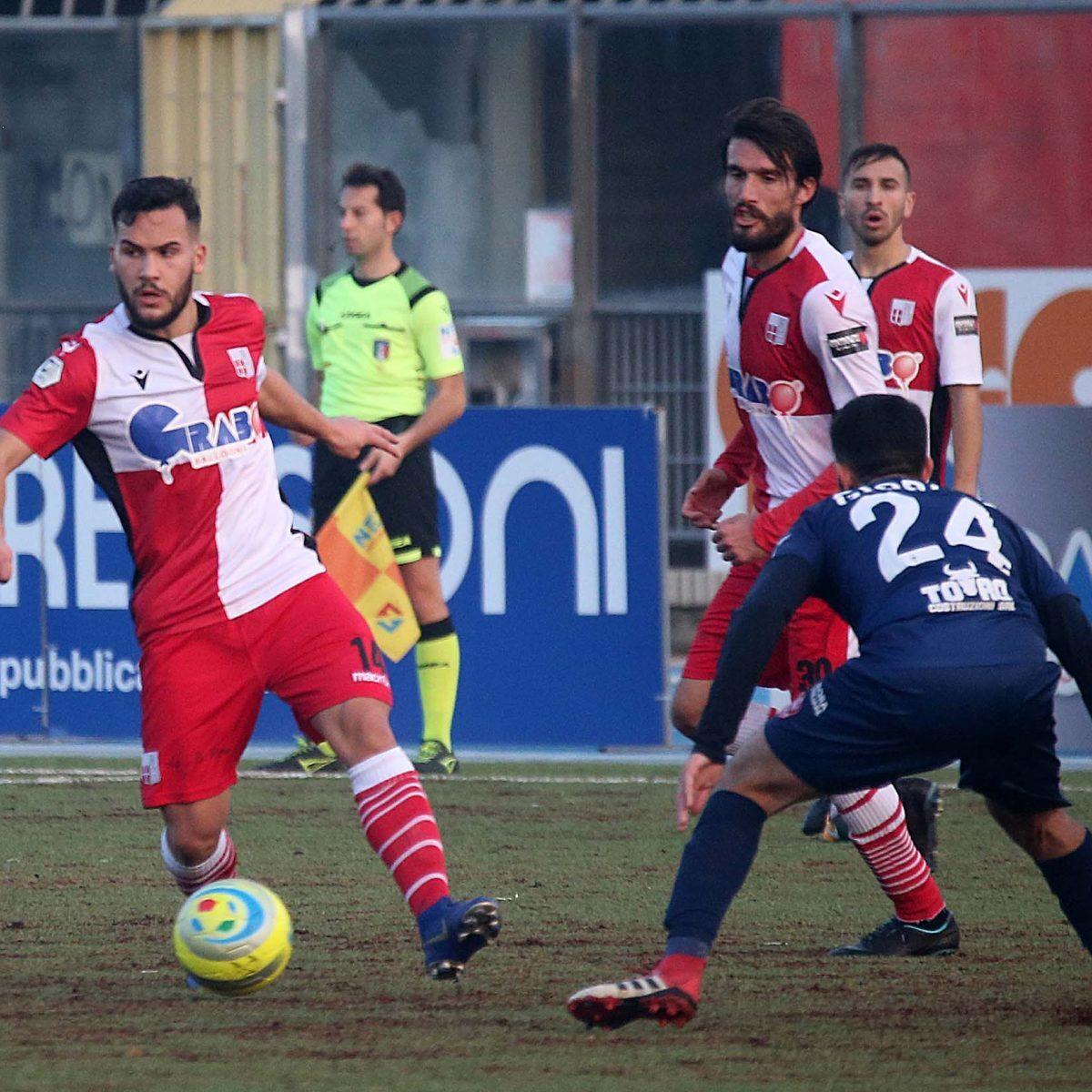 Calcio C, il Rimini inizia il 2020 subito con una bella vittoria