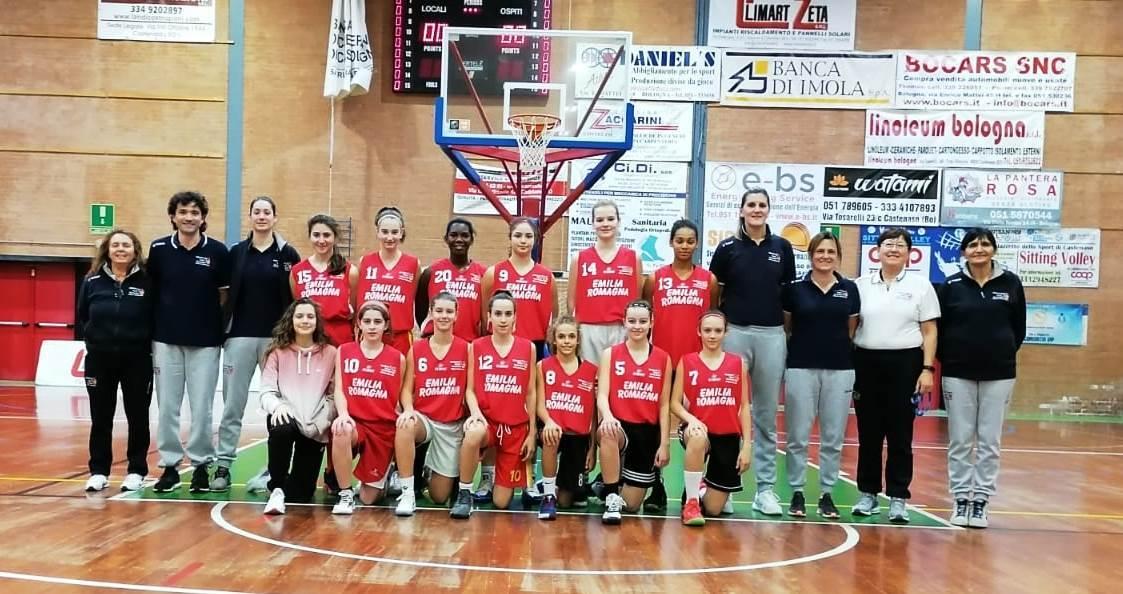 Basket, giovani talenti in campo al Memorial Fabbri