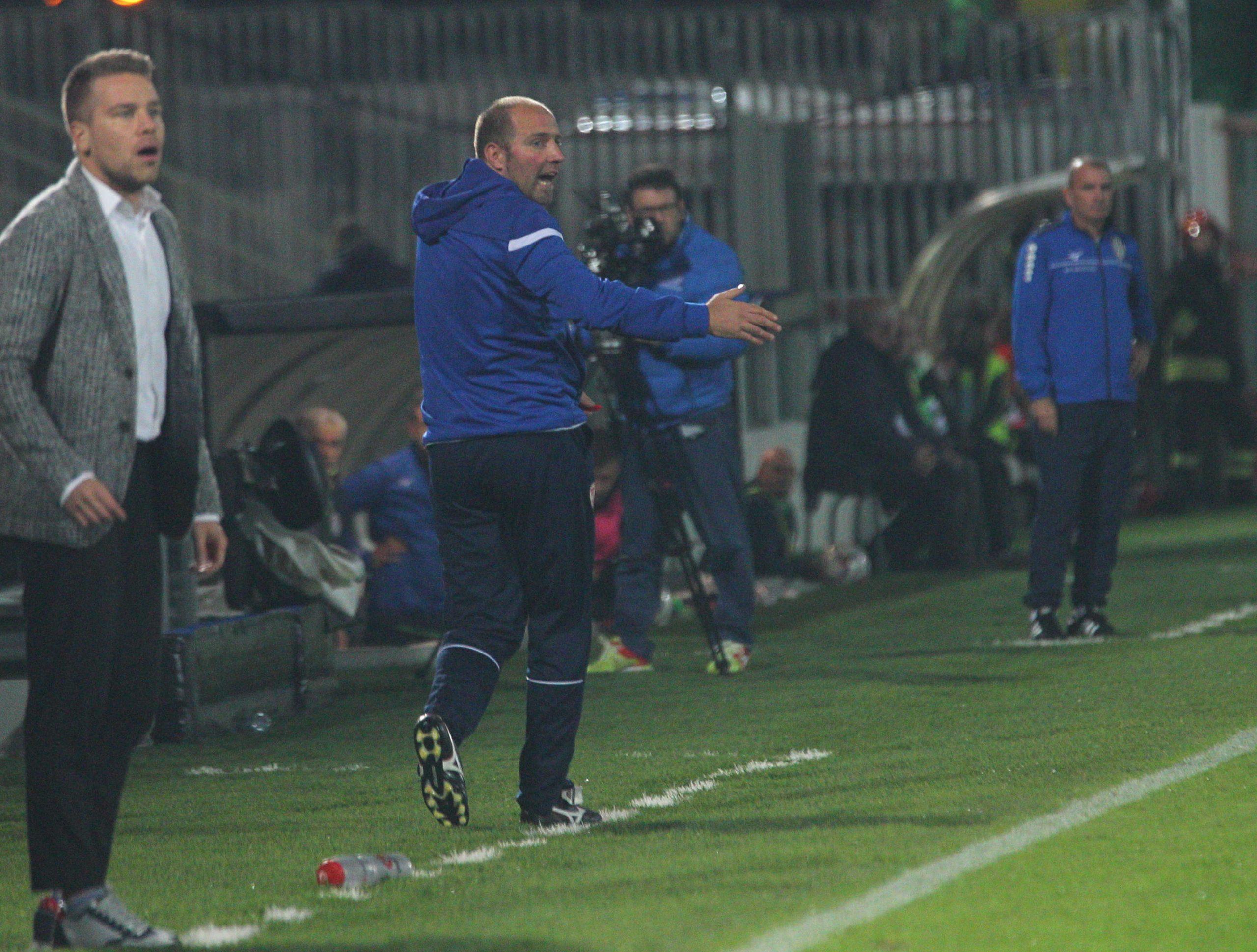 Calcio, Nicola Campedelli alla Sangiustese
