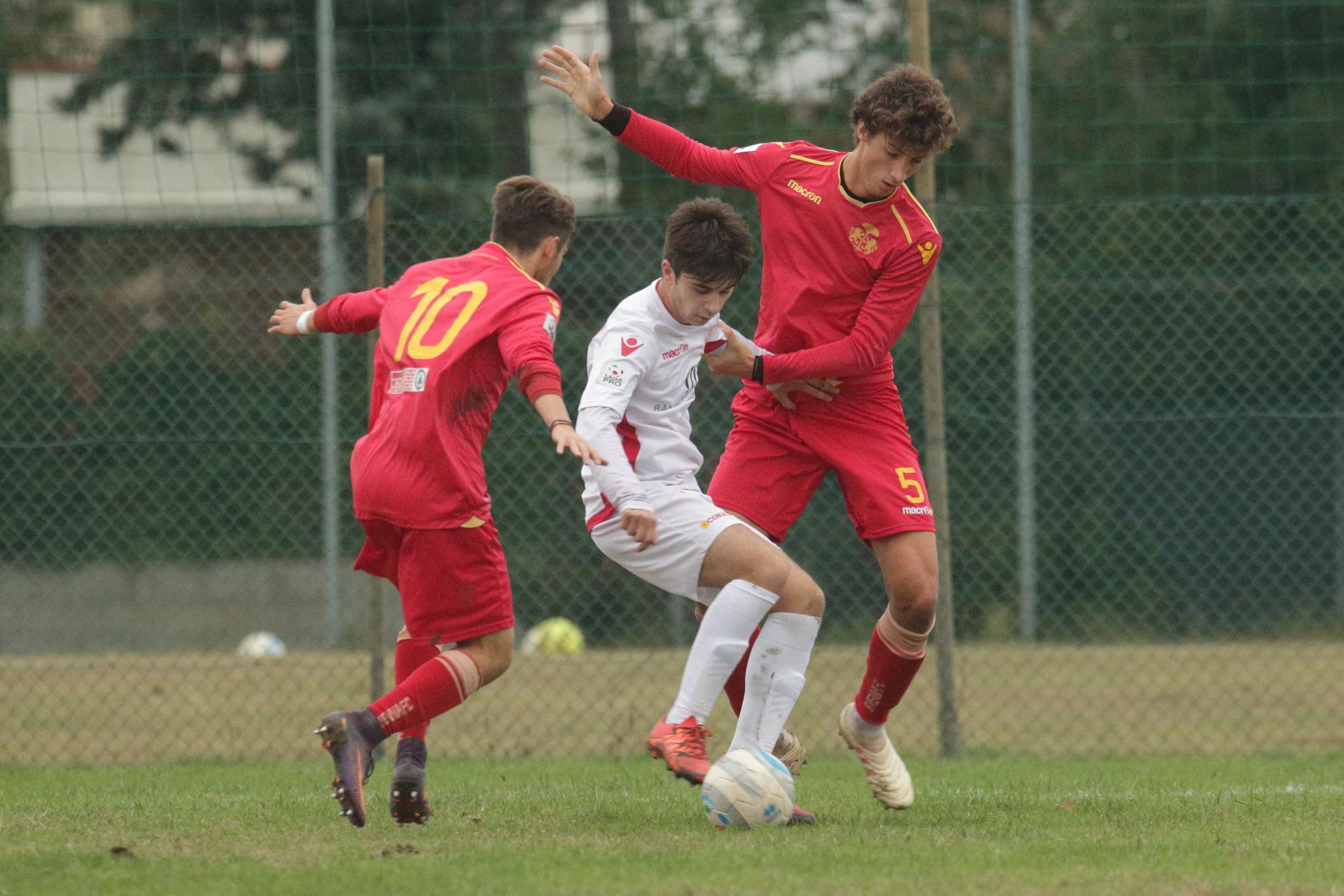 Il Ravenna collabora con il vivaio dell'Inter