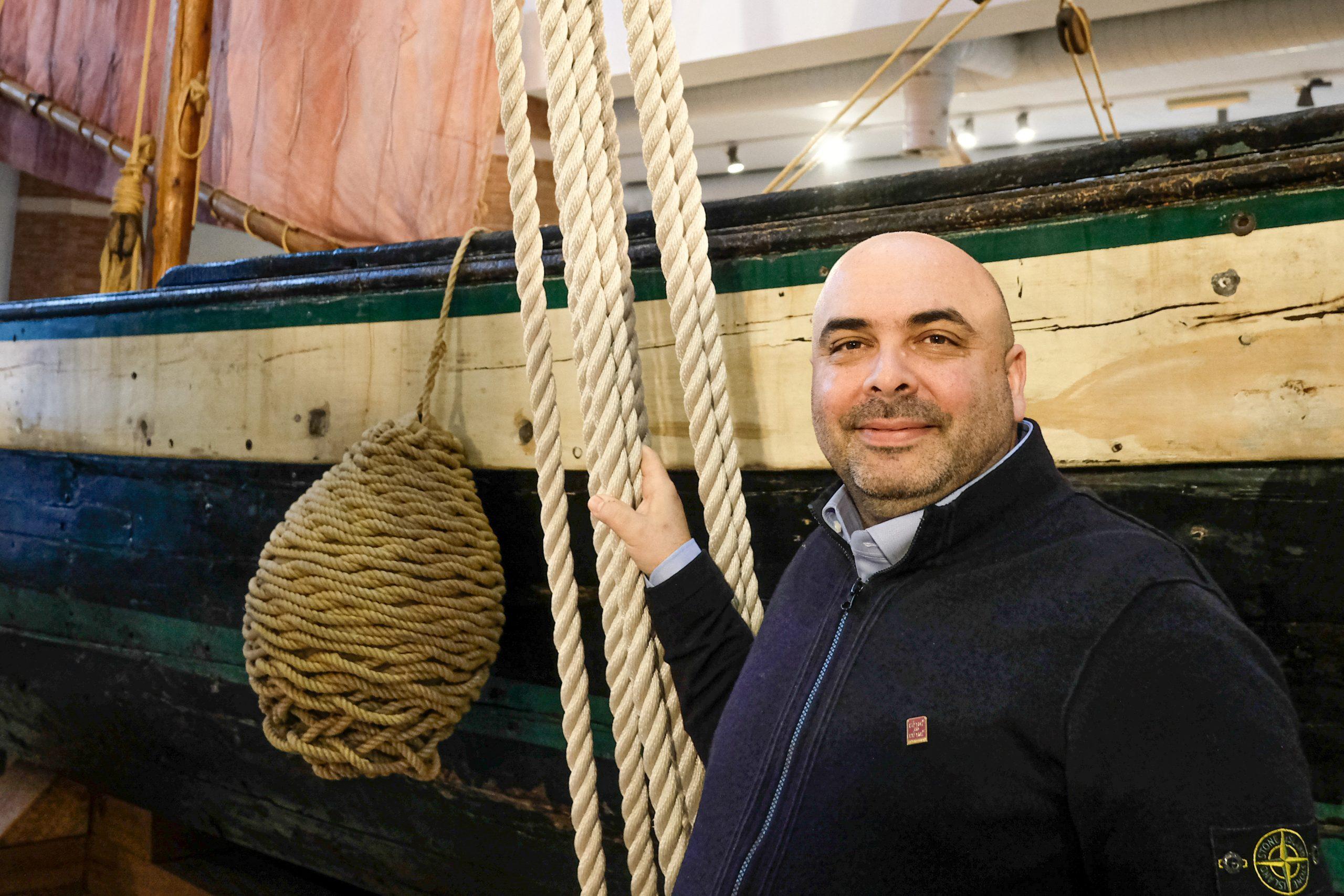"""Un patto fra pescatori e cuochi """"di Porto in Porto"""""""