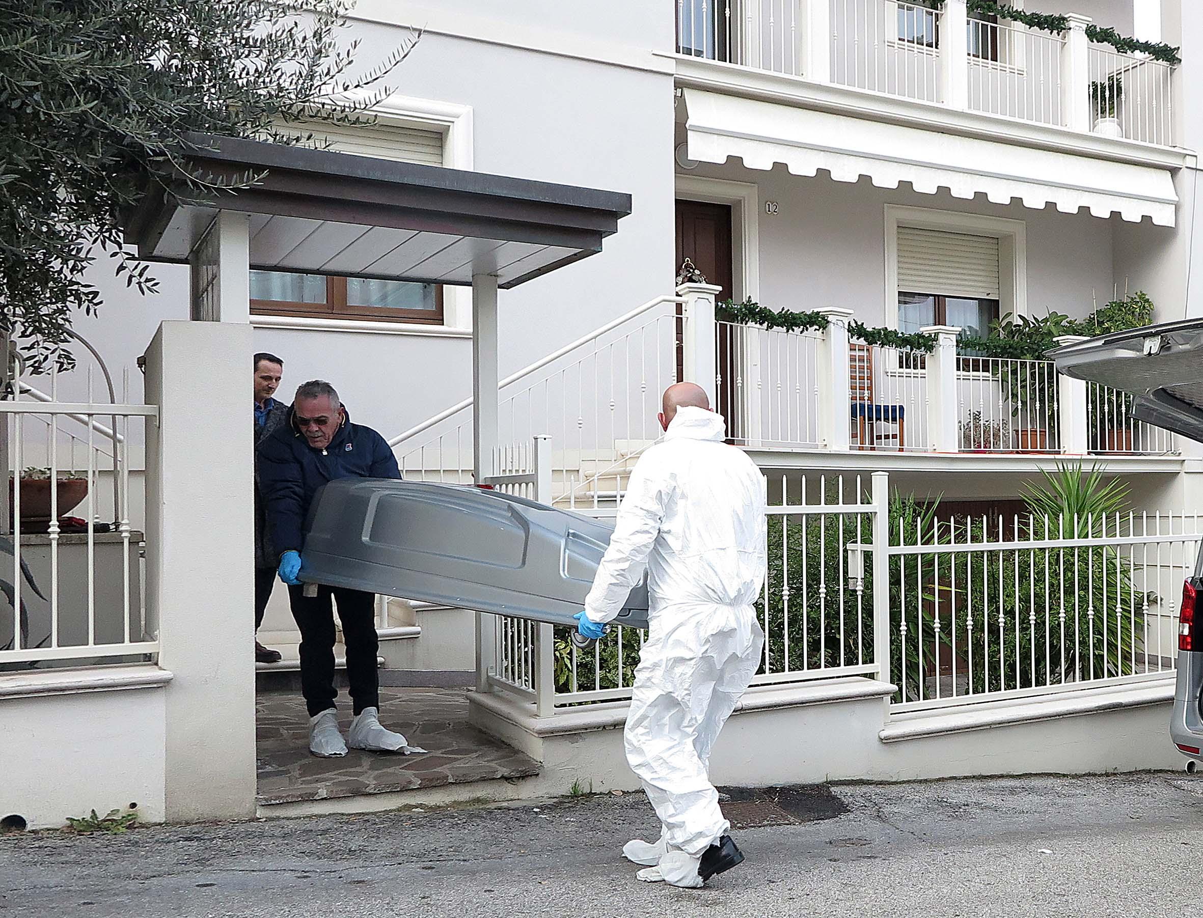 Donna trovata morta a Riccione: il nipote arrestato per omicidio