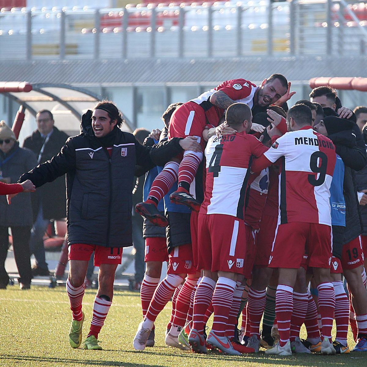 Calcio C, il Rimini scatenato: preso Ambrosini e si attende Remedi