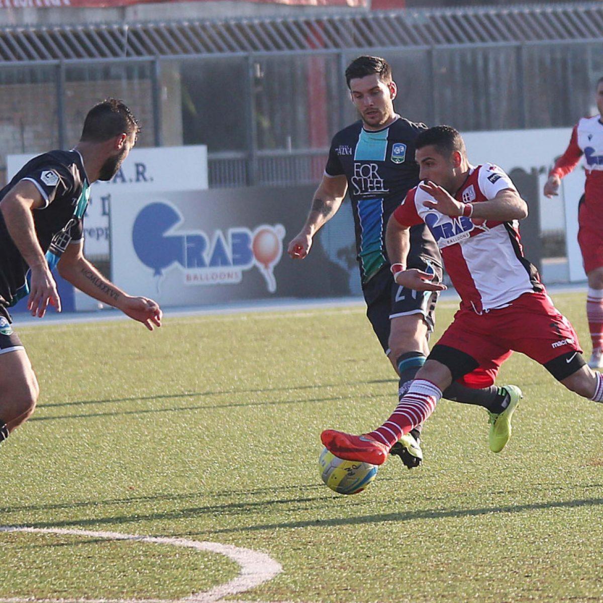 Calcio C, il Rimini ritorna sulla terra ed è travolto dal Sudtirol