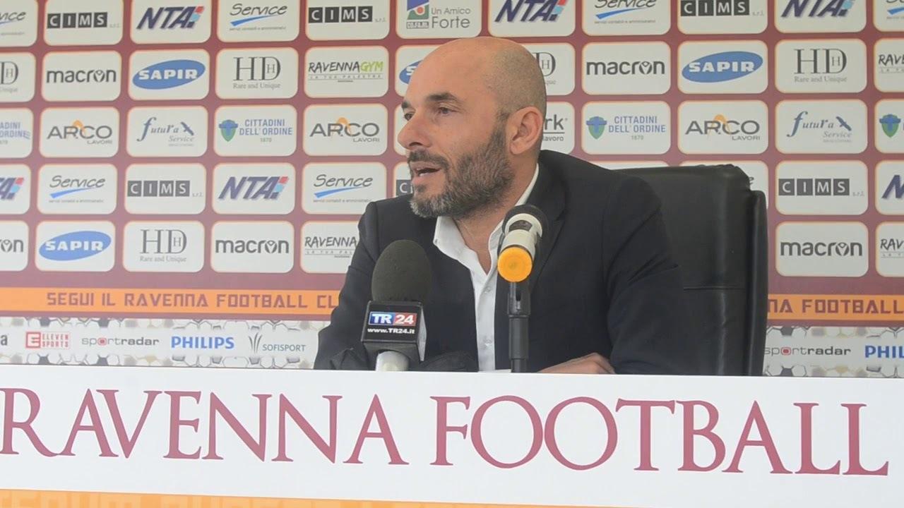 Calcio, il diesse Sabbadini analizza il mercato del Ravenna - VIDEO