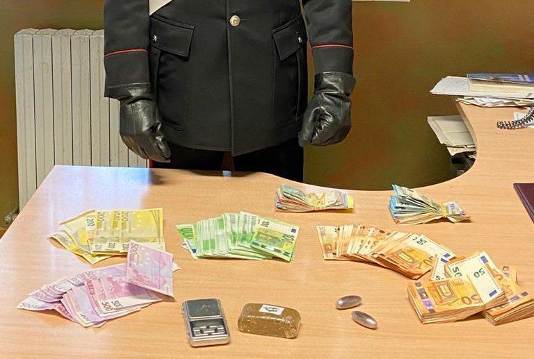 San Giovanni. Titolare di minimarket arrestato per spaccio di droga