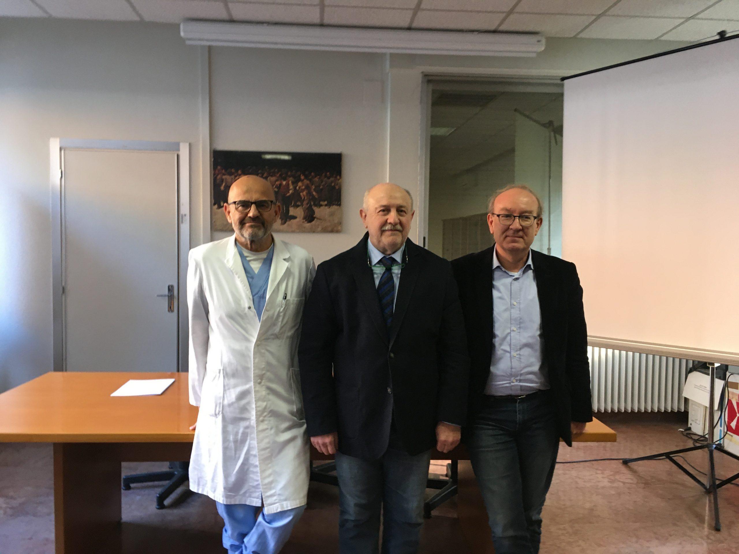 Matassoni direttore di Medicina Interna a San Piero in Bagno