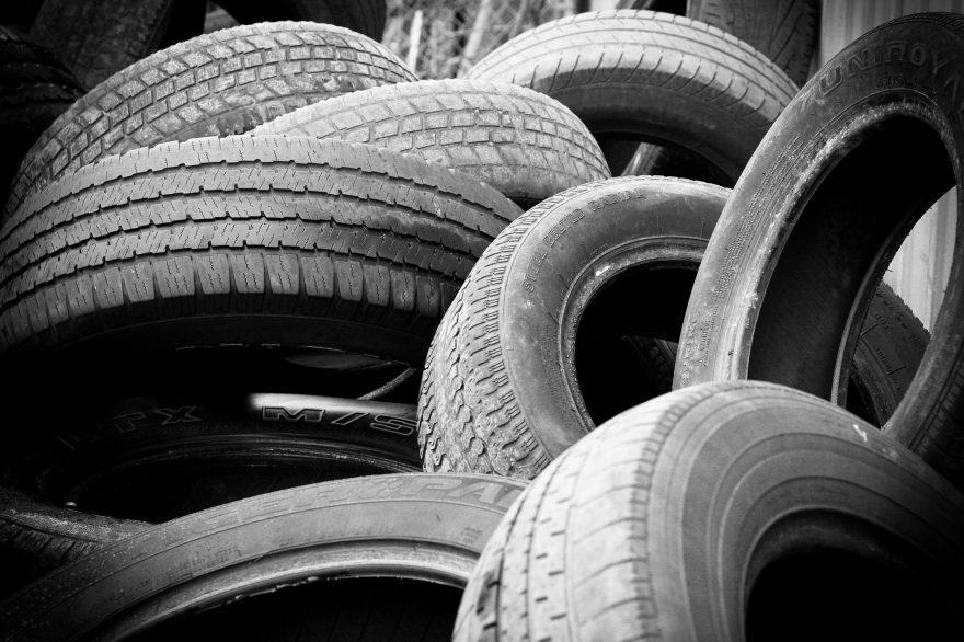 Smaltimento pneumatici a Cesena, rischio di flussi irregolari