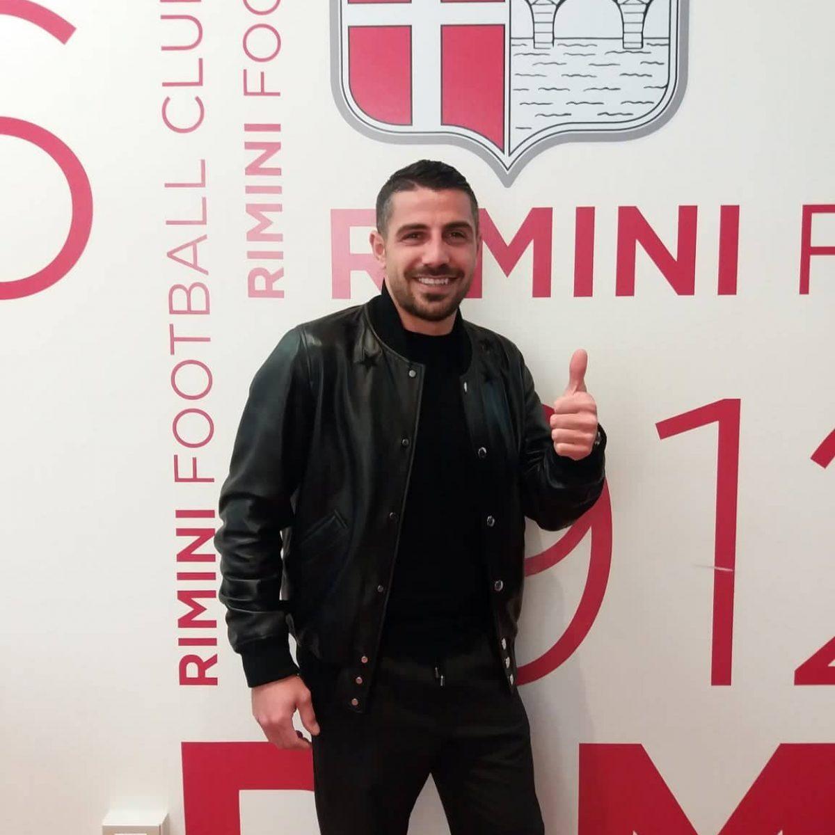 Calcio C, Rimini: arriva anche Letizia