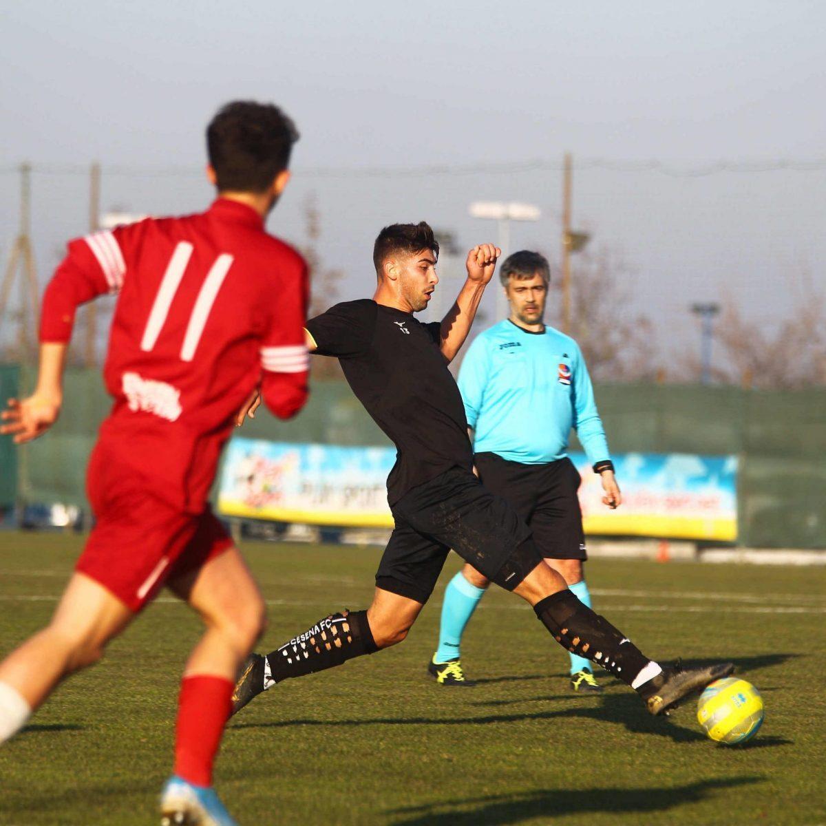 Calcio, il Cesena supera 5-0 il Diegaro in amichevole