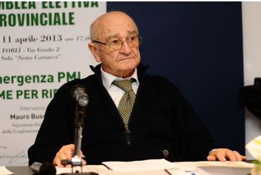 Forlì, lutto in Confesercenti: addio al presidente onorario Antonelli
