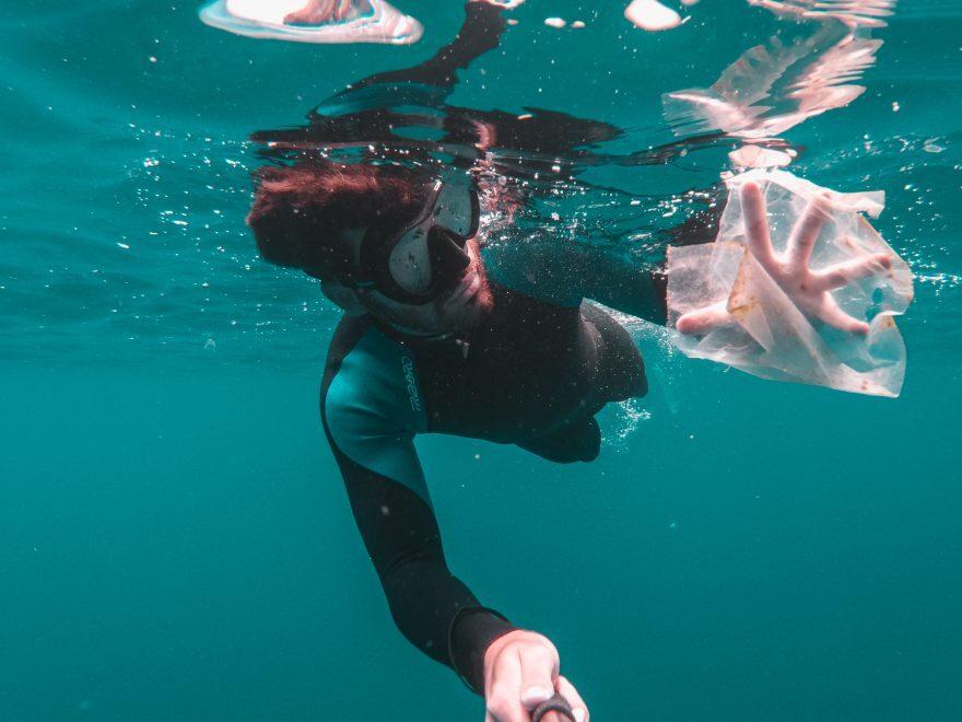 Affronte: il nostro mare di plastica