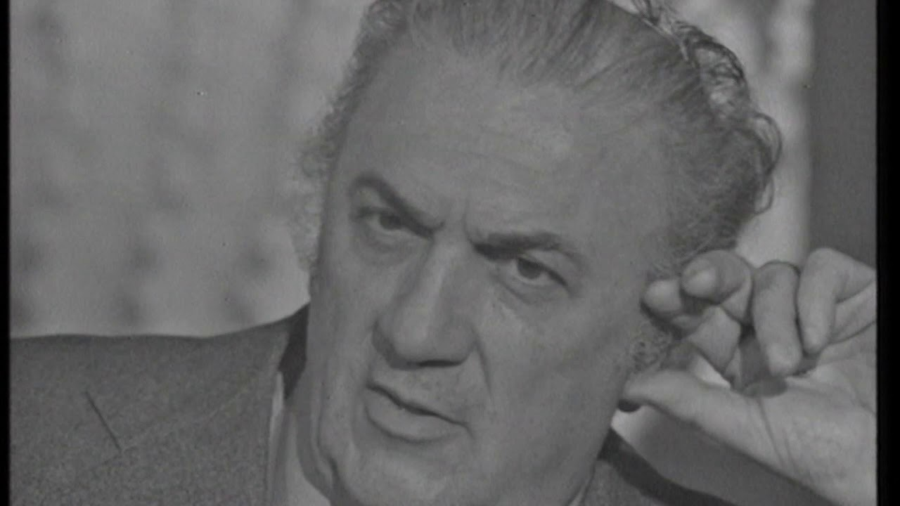 Fellini degli spiriti, le immagini del film di Anselma Dell'Olio
