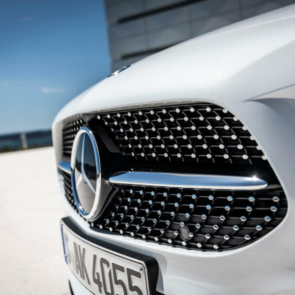 La riscossa delle compatte, Mercedes GLB e Classe A 250 e
