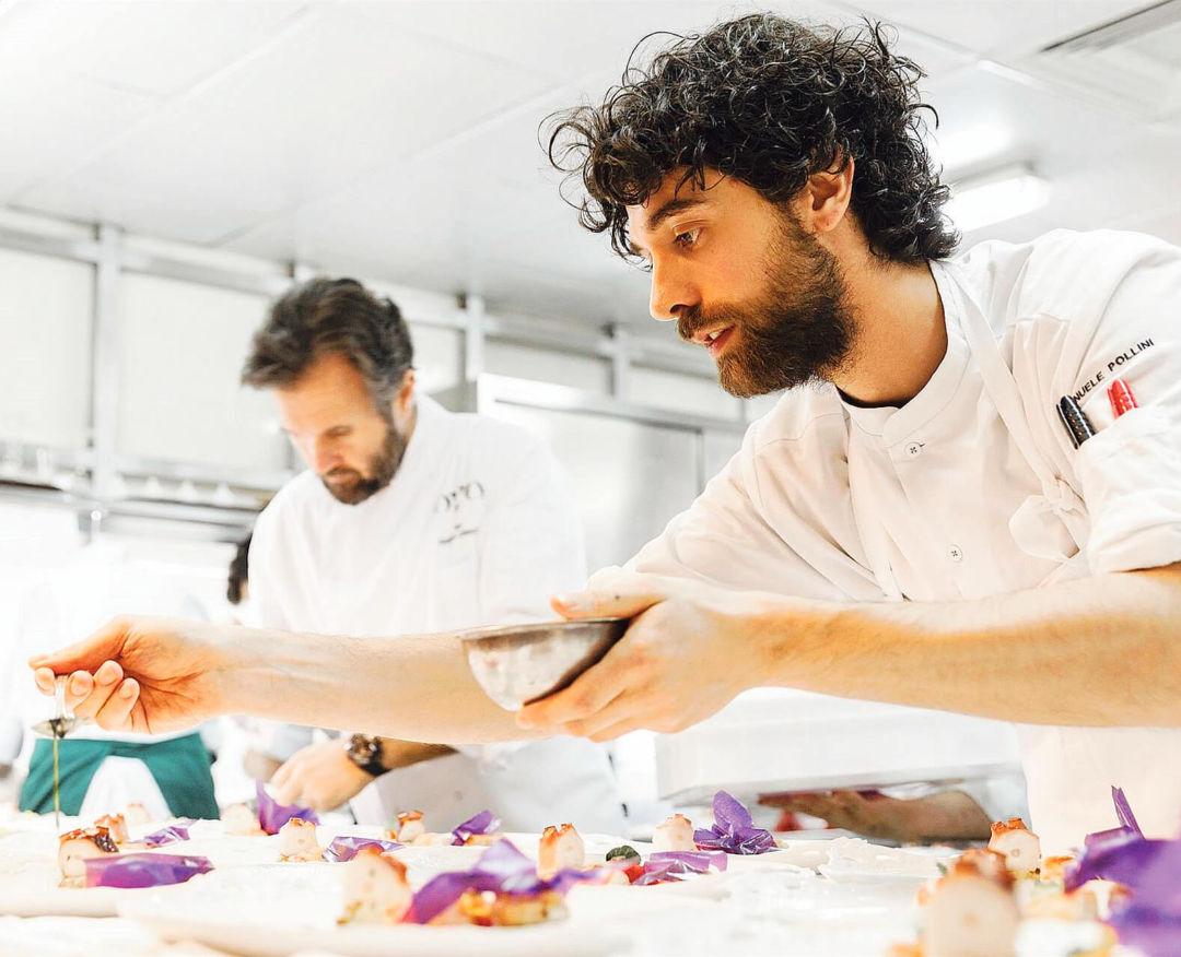 """""""Longiano in love"""" il cioccolato del grande chef con materie prime a km zero"""