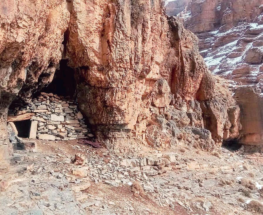 Da Casola Valsenio sull'Alto Atlante alla ricerca di grotte e fenomeni carsici