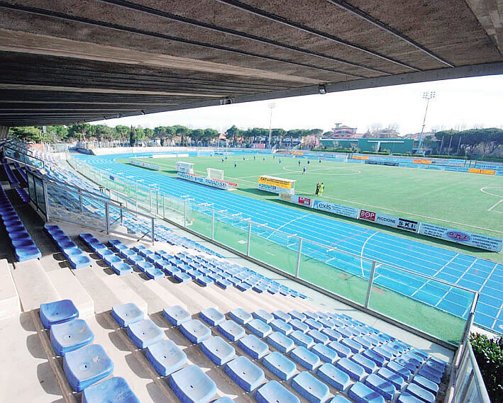 Riccione, centro sportivo Nicoletti:  500mila euro per il restyling