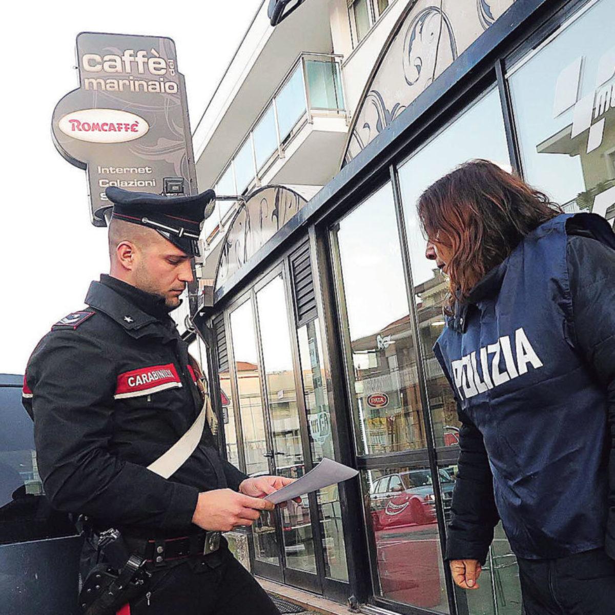 """Aperitivi stupefacenti? Licenza sospesa al """"Caffè del marinaio"""" di Riccione"""
