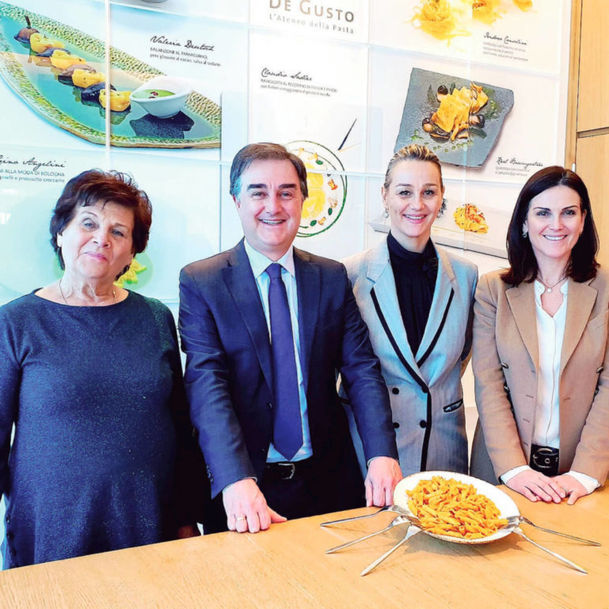 Con le mani in pasta da 40 anni, la Surgital porta la Romagna nel piatto