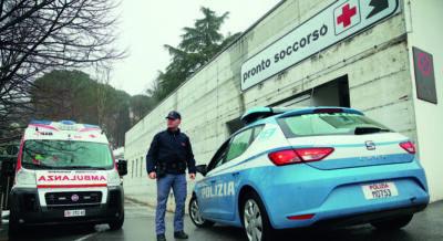 Minacce e insulti al pronto soccorso del Bufalini di Cesena