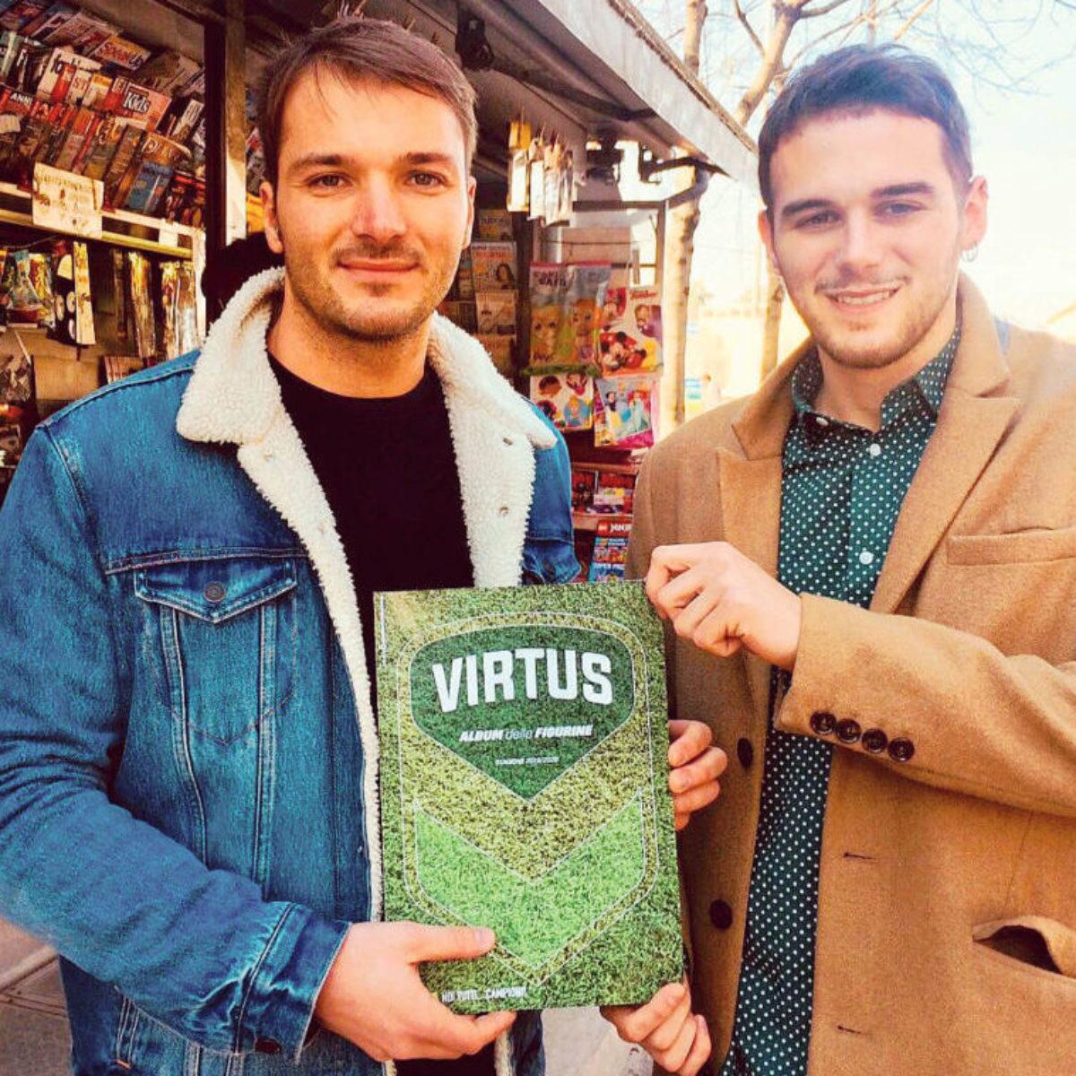 Già venduti 300 album delle figurine  della Virtus Faenza