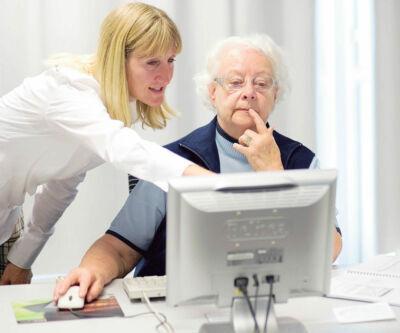 Nonni a lezione di web, boom di iscritti a Santarcangelo