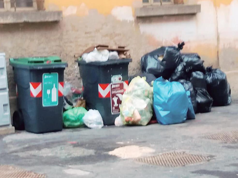 Nuovi impianti di fototrappole contro l'abbandono di rifiuti a Faenza
