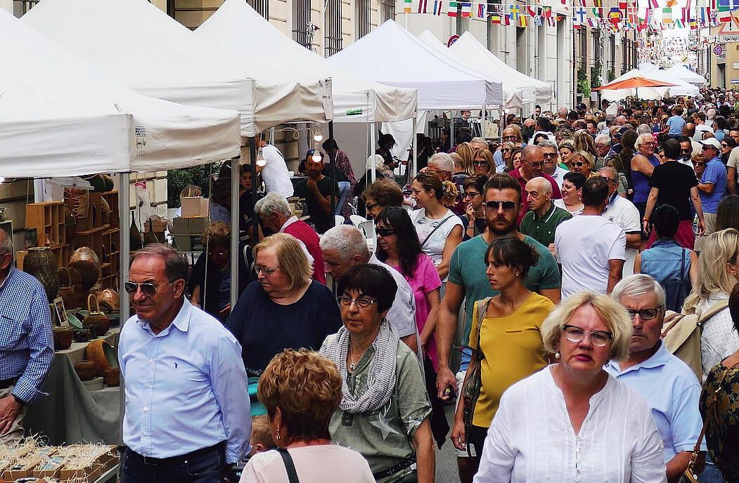 Faenza, numeri da record per Argillà 2020