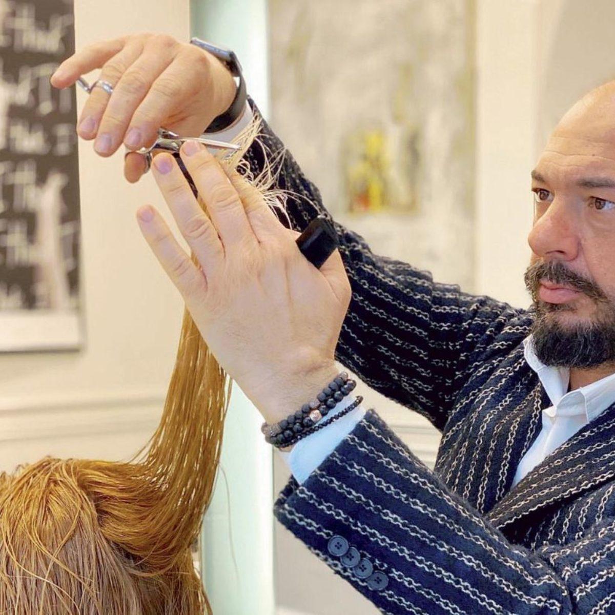 Anthony Papa (di Lugo) è l'hair stylist delle star di Sanremo 2020