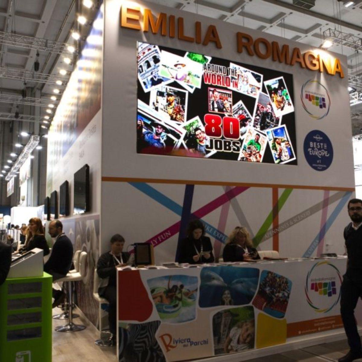 Turismo, l'Emilia-Romagna alla Bit di Milano