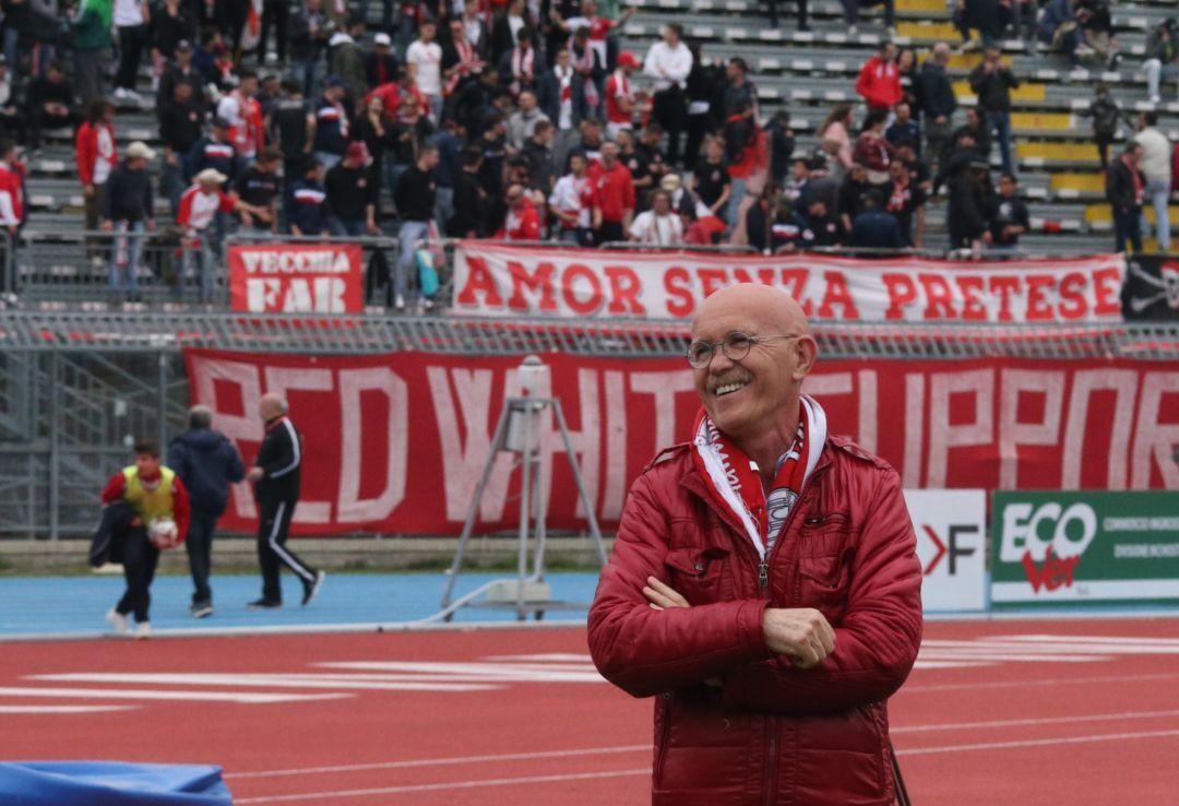 """Calcio, Grassi annuncia: """"Intendo lasciare il Rimini"""""""