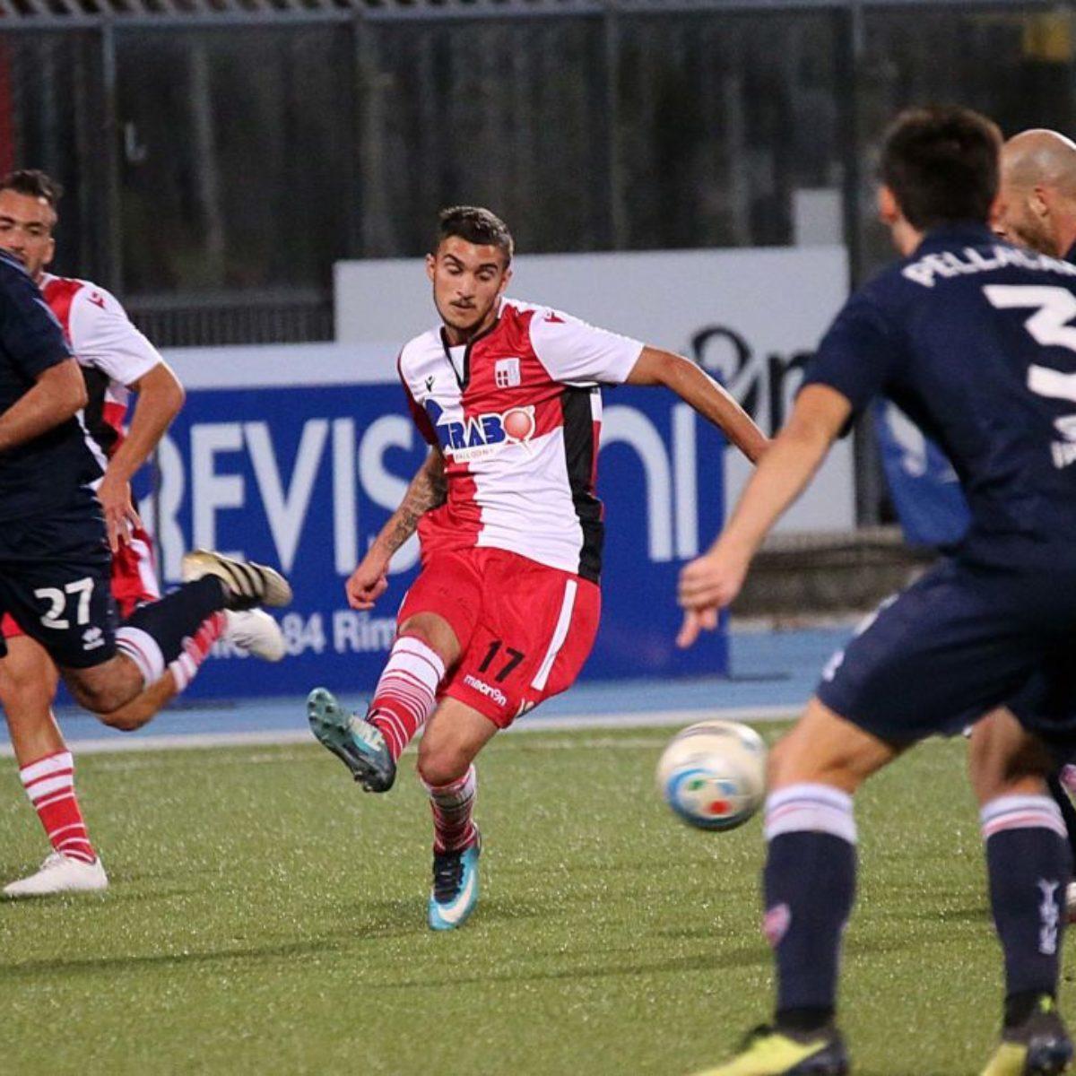 Calcio C, il Rimini strappa un punto prezioso in casa della Virtus Verona