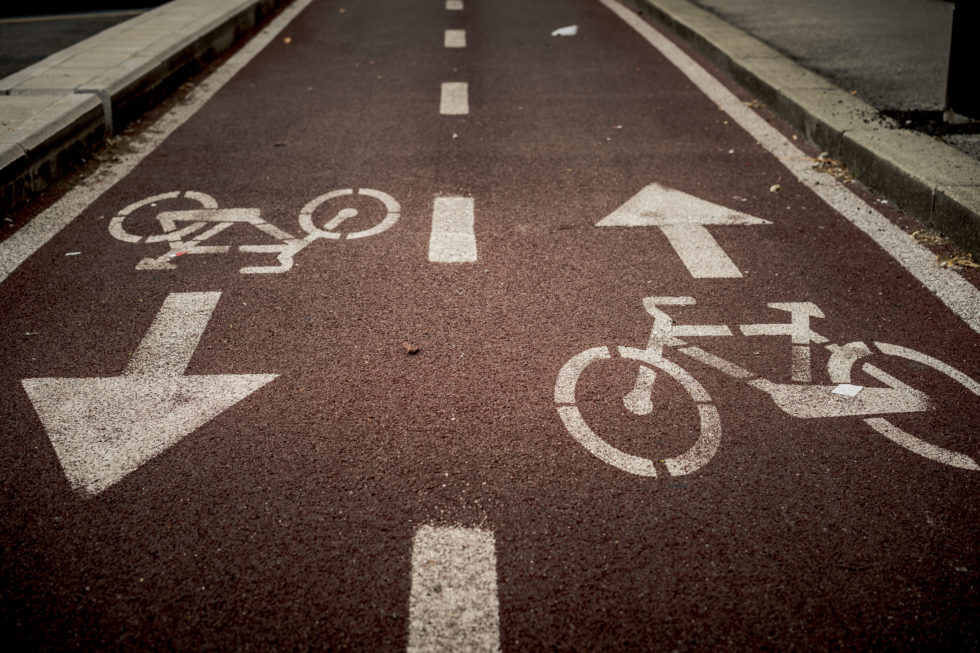 Malore in bicicletta, soccorso e portato in ospedale a Cesena