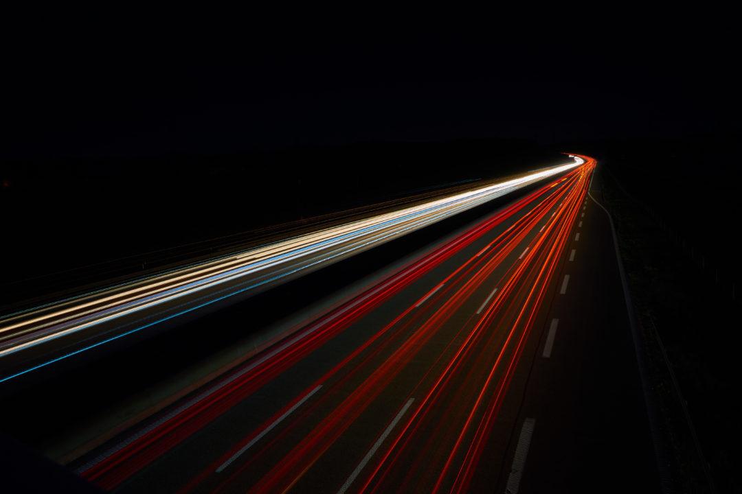 Rimini, sfreccia a 156 km/h sulla Superstrada di San Marino