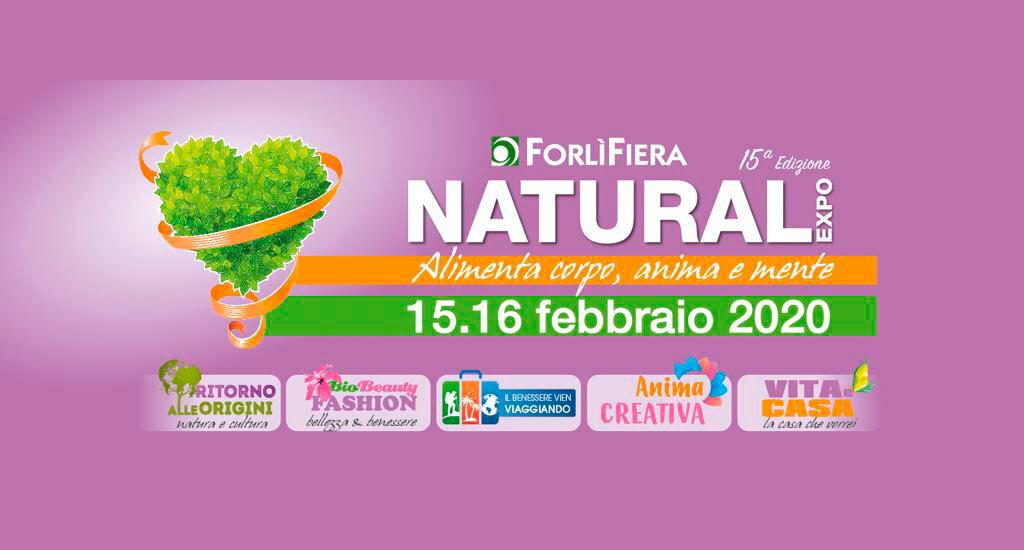 """""""Natural Expo"""" alla Fiera di Forlì: riflettori sul benessere"""