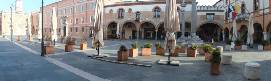 Ravenna, domani minuto di silenzio per le vittime del virus