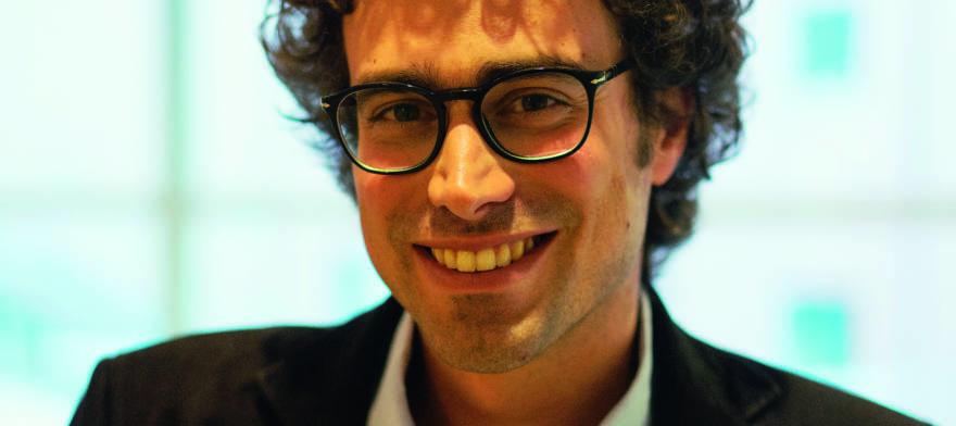 Letture: la quarantena di Matteo Cavezzali